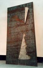 アート,作品,現代美術,鉄,写真:Tide_鉄のアート作品