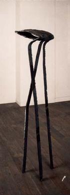 アート,作品,現代美術,鉄,写真:RECORD M03_鉄のアート作品